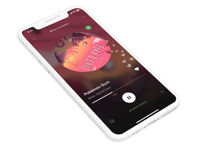Spotify on mobile